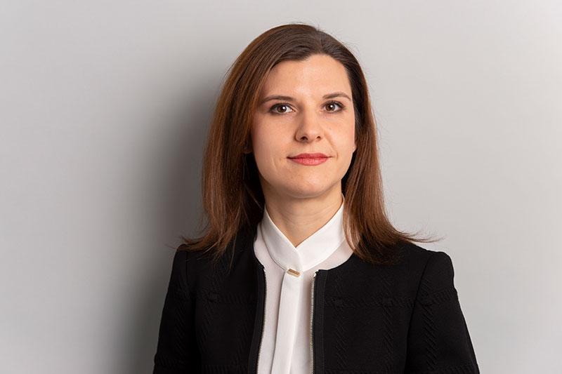 Jasmina Heritani - Politik