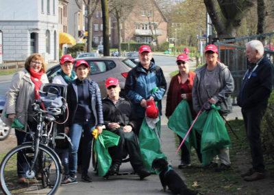 Bremen räumt auf SPD Ortsverein