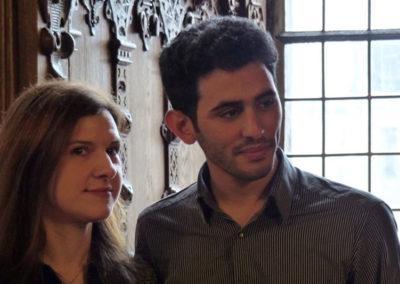 Kultur-und Friedenspreisverleihung mit Aeham Ahmad
