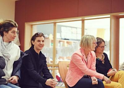 Neue Oberschule Gröpelingen Kooperationsprojekt SEKu e.V Musikworkshop.