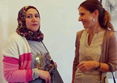 Sammelausstellung Syrische Künstler
