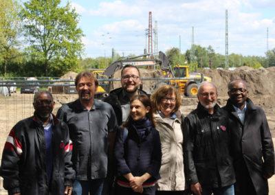 Spatenstich Neubau Oberschule Ohlenhof
